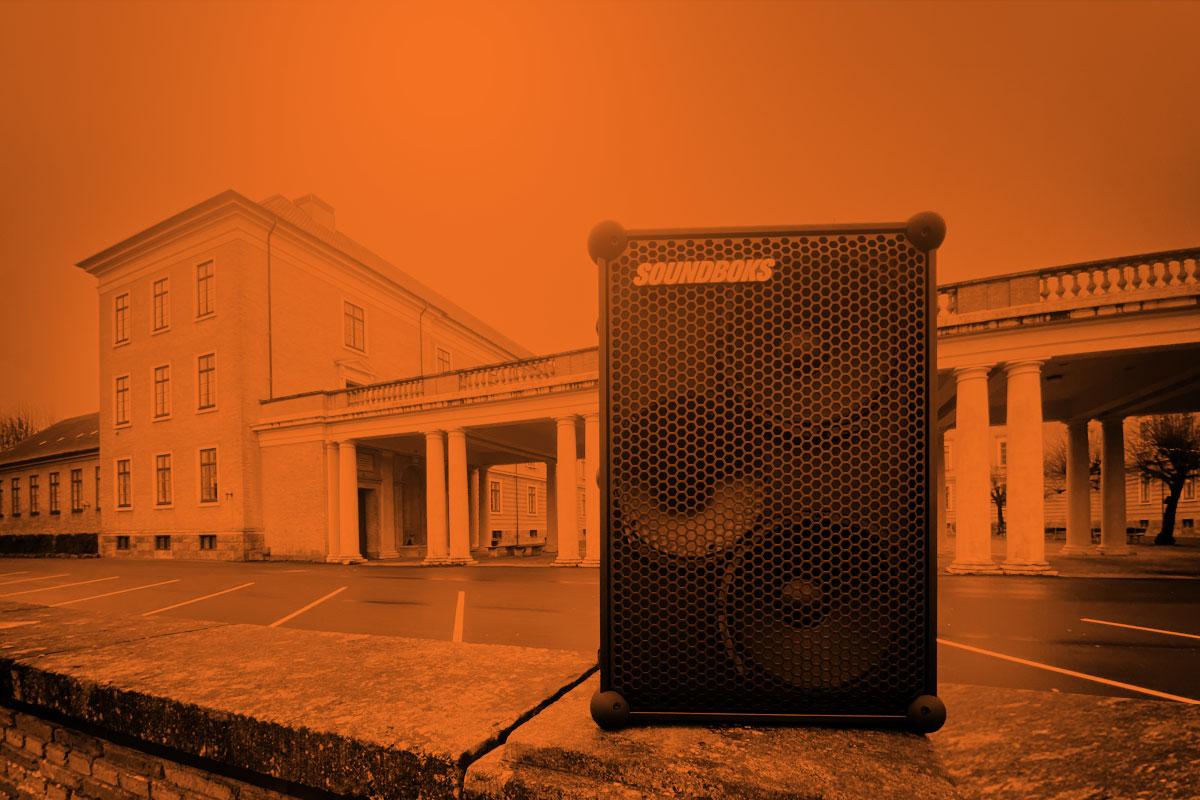 Soundboks ved Viborg Katedralskole